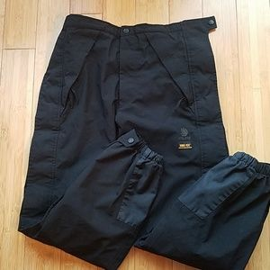 EUC Alpine Design Gore-tex snow pants
